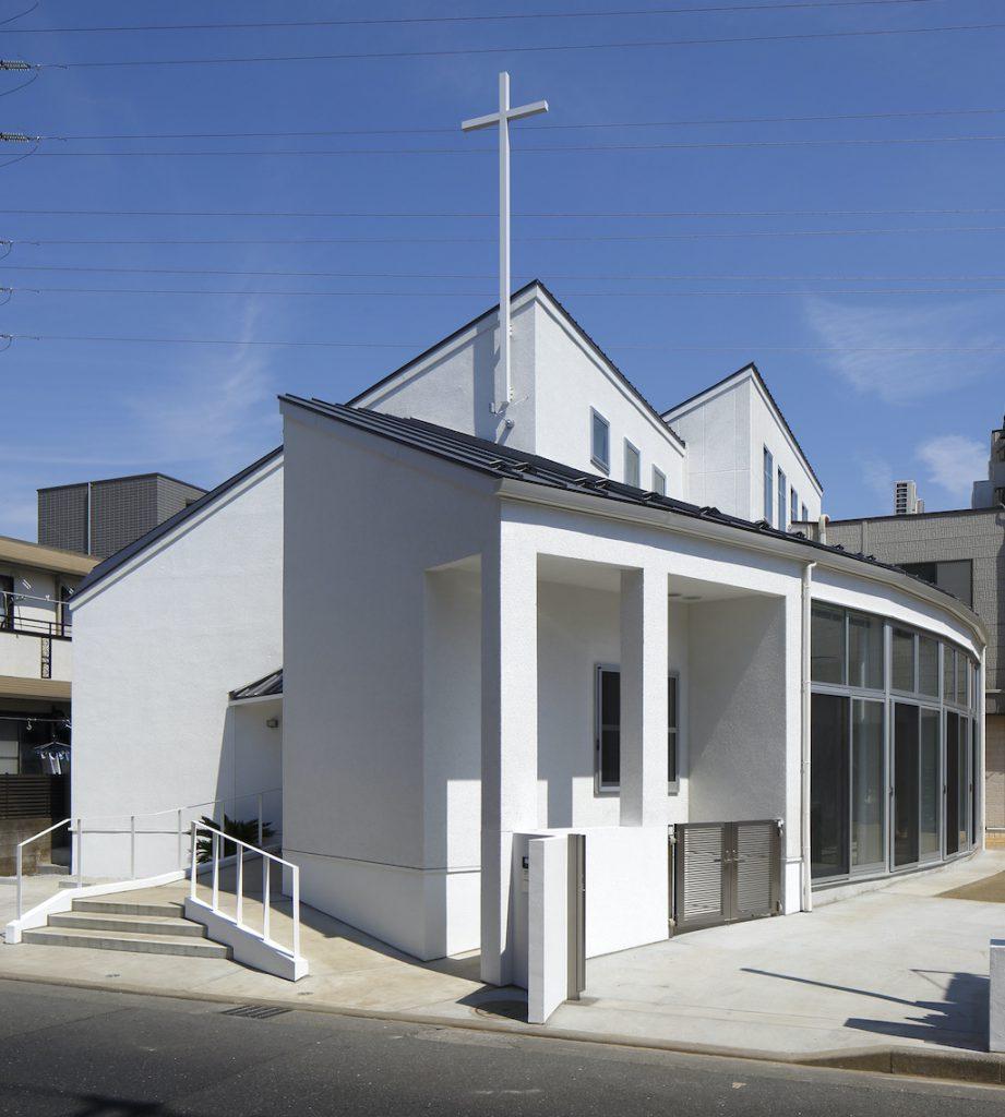 教会堂外観イメージ